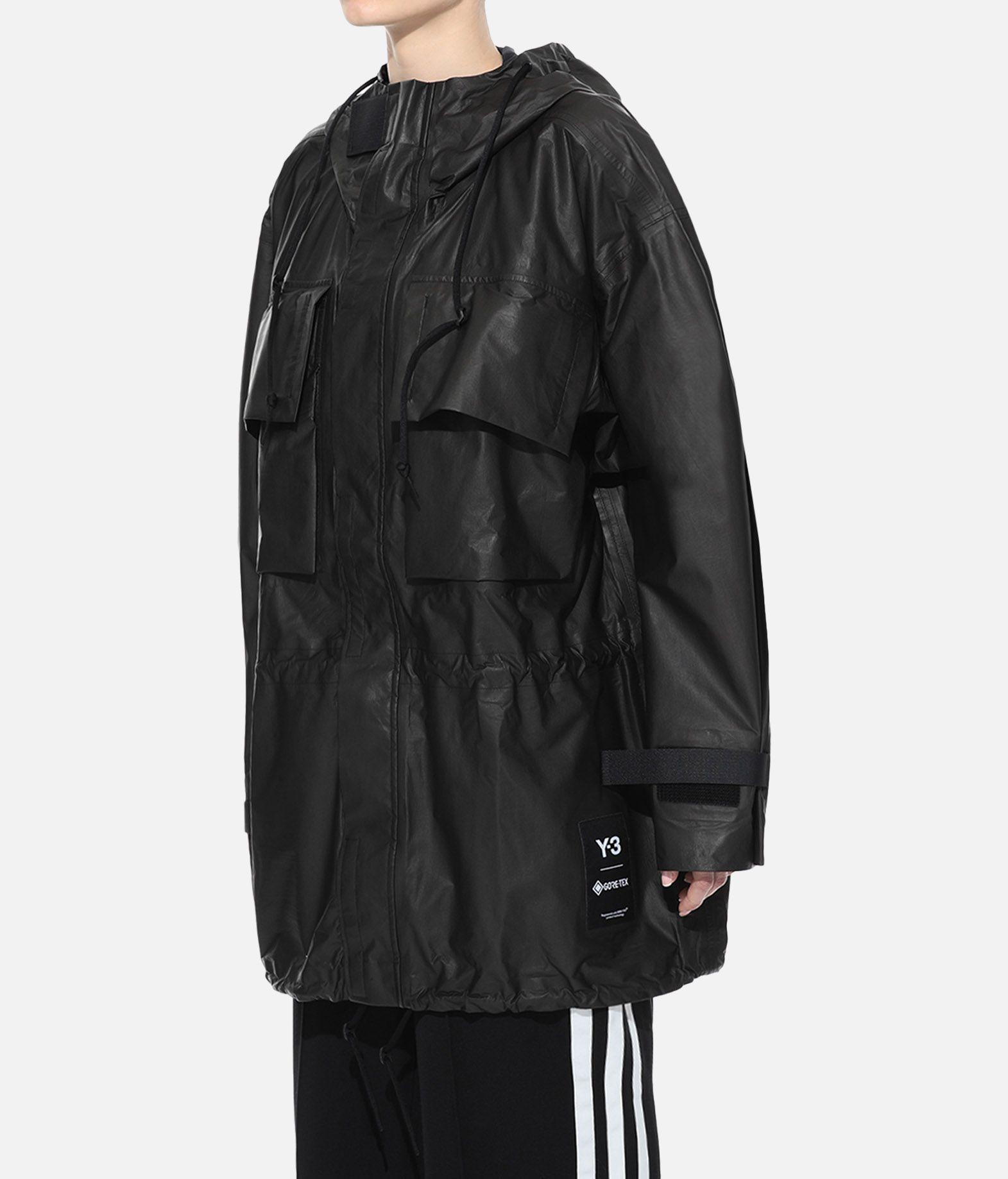 Y-3 Y-3 GORE-TEX Utility Hoodie Jacket Jacket Woman e