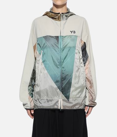 Y-3 Jacket Woman Y-3 AOP Packable Jacket r