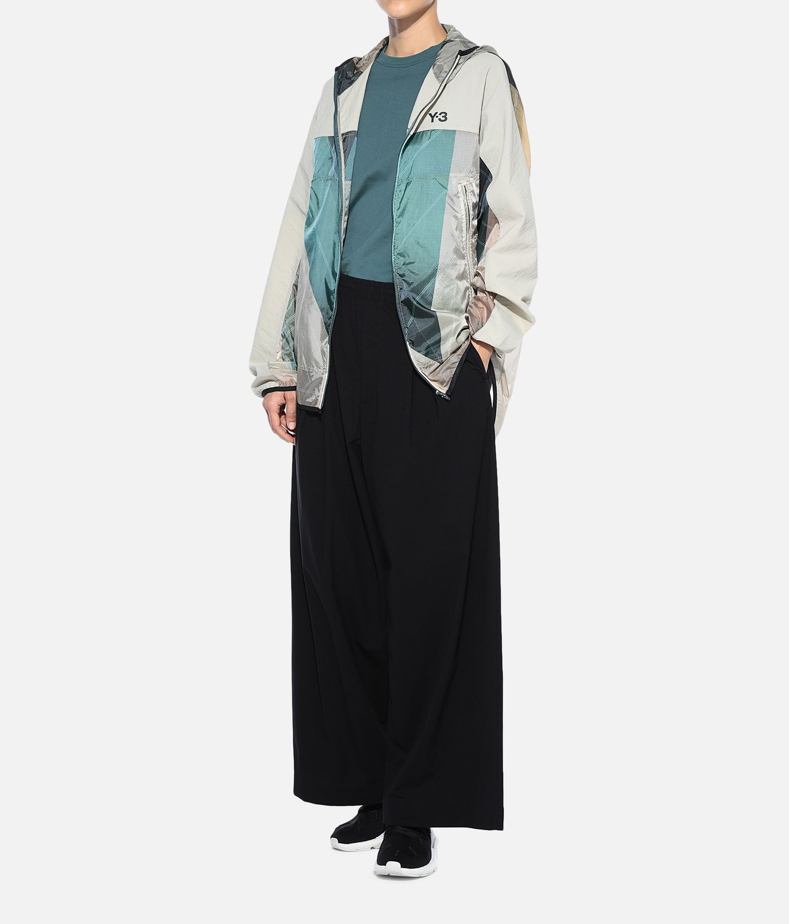 Y-3 Y-3 AOP Packable Jacket Jacket Woman a