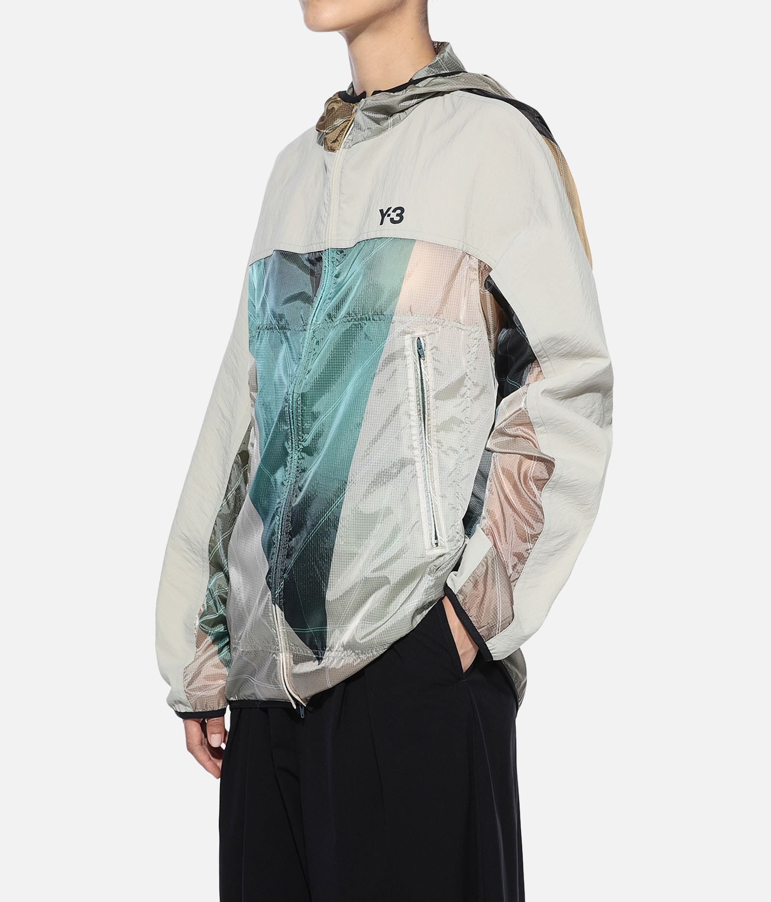Y-3 Y-3 AOP Packable Jacket Jacket Woman e