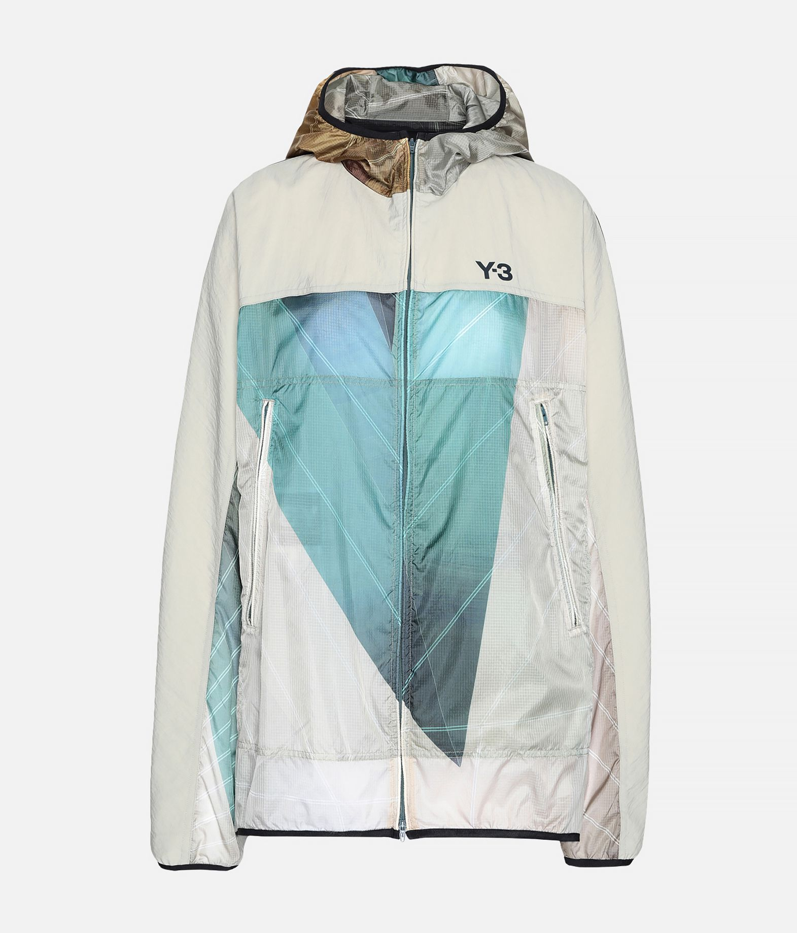 Y-3 Y-3 AOP Packable Jacket Jacket Woman f