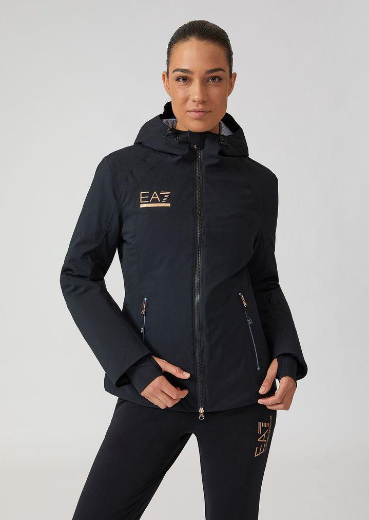 giacca sci donna armani jeans