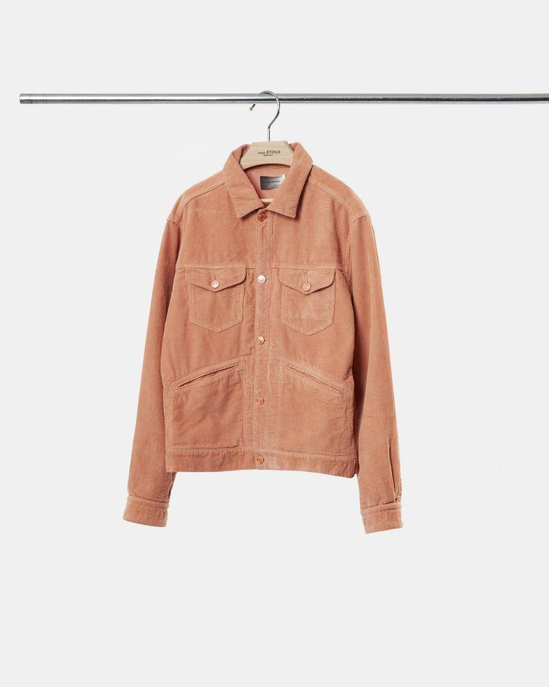 FOFTYA jacket ISABEL MARANT ÉTOILE