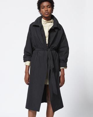 ISABEL MARANT ÉTOILE COAT Woman DEBRA coat r