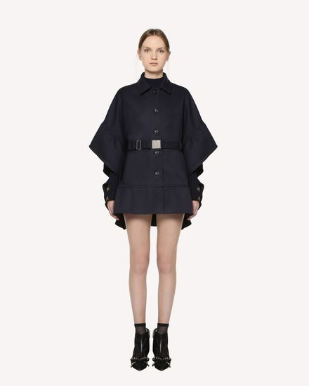 REDValentino Cloak - Cape Woman RR3CGA101Y1 B01 f
