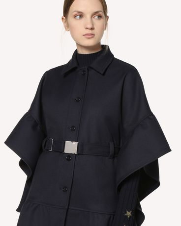 REDValentino RR3CGA101Y1 B01 Cloak - Cape Woman e