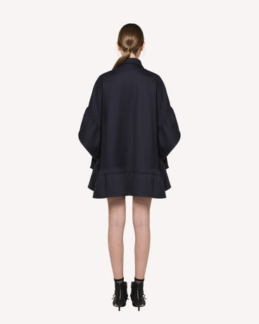 REDValentino RR3CGA101Y1 B01 Cloak - Cape Woman r