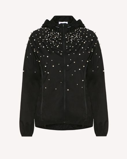REDValentino Light jacket Woman RR3CI00HQHY 0NO a