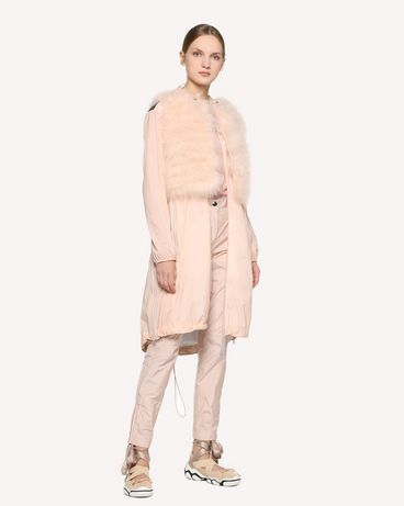 REDValentino RR3CMA00XXA 377 Light jacket Woman d