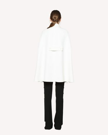 REDValentino RR3CGA051FR 031 Cloak - Cape Woman r