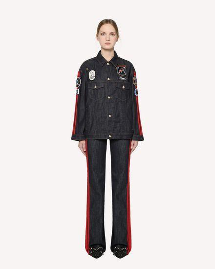 REDValentino Jacket Woman RR3DC00ABQE 518 f