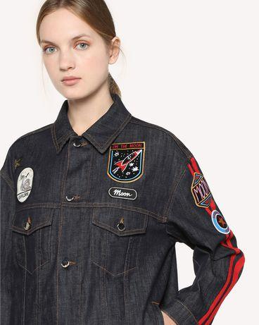 REDValentino RR3DC00ABQE 518 Jacket Woman e