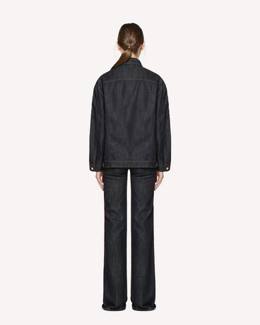 REDValentino RR3DC00ABQE 518 Jacket Woman r