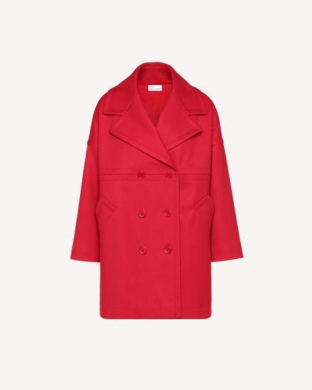 REDValentino Coat Woman RR3CAA201Y1 D05 a