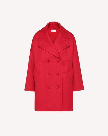 REDValentino RR3CAA201Y1 D05 Coat Woman a