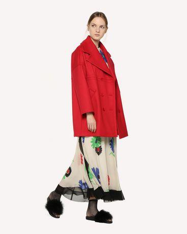 REDValentino RR3CAA201Y1 D05 Coat Woman d