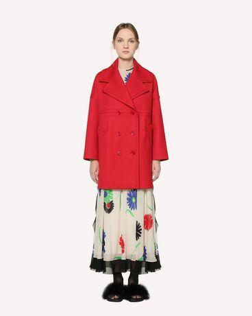 REDValentino RR3CAA201Y1 D05 Coat Woman f