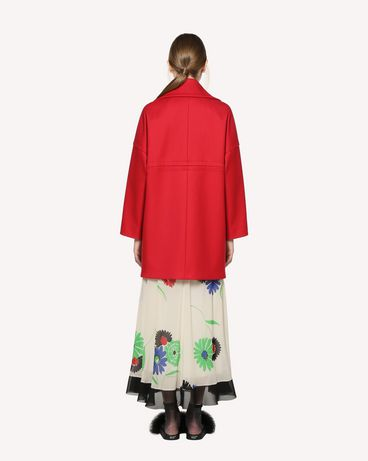REDValentino RR3CAA201Y1 D05 Coat Woman r