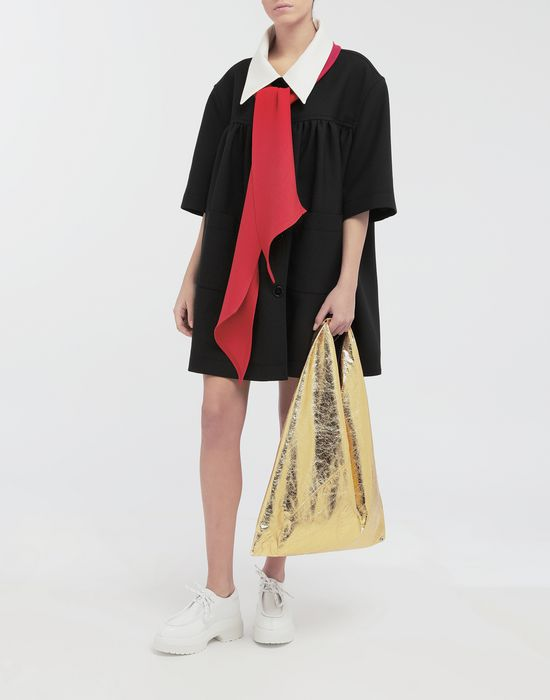 MM6 MAISON MARGIELA Oversized necktie sportsjacket Full-length jacket [*** pickupInStoreShipping_info ***] d