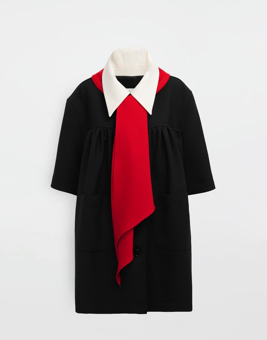 MM6 MAISON MARGIELA Oversized necktie sportsjacket Full-length jacket [*** pickupInStoreShipping_info ***] f