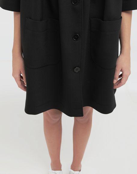 MM6 MAISON MARGIELA Oversized necktie sports jacket Full-length jacket Woman b