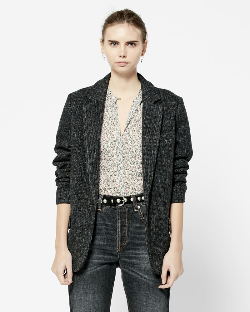 CHARLY jacket ISABEL MARANT ÉTOILE