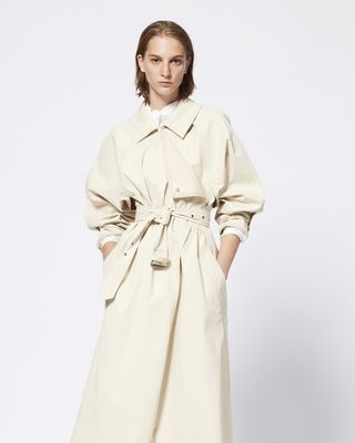 ISABEL MARANT COAT Woman JAMET coat r