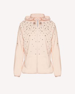REDValentino Light jacket Woman RR3CMA05XXA 0NO a