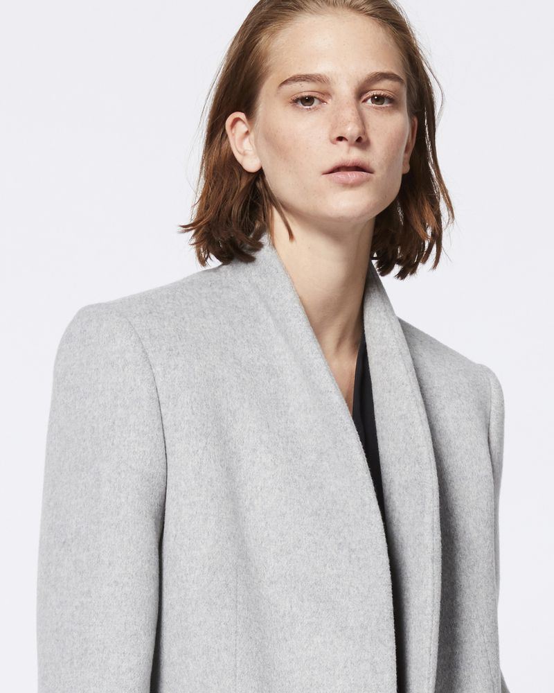 FELISEY coat ISABEL MARANT