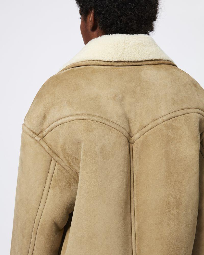 FABIO coat ISABEL MARANT ÉTOILE