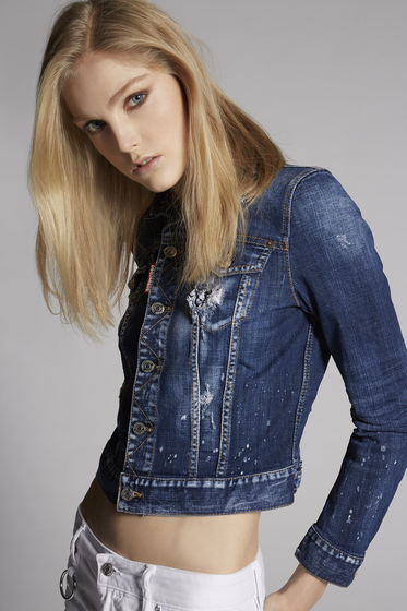 DSQUARED2 Denim outerwear [*** pickupInStoreShipping_info ***] S75AM0628S30342470 m
