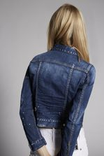 DSQUARED2 Denim Jacket Denim outerwear Woman