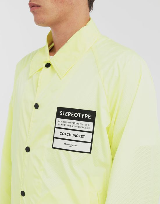 MAISON MARGIELA Stereotype sportsjacket Blazer [*** pickupInStoreShippingNotGuaranteed_info ***] a