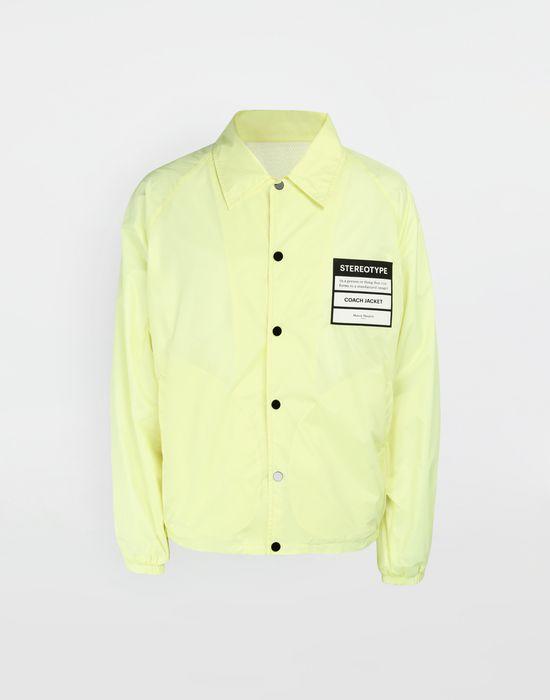 MAISON MARGIELA Stereotype sportsjacket Blazer [*** pickupInStoreShippingNotGuaranteed_info ***] f
