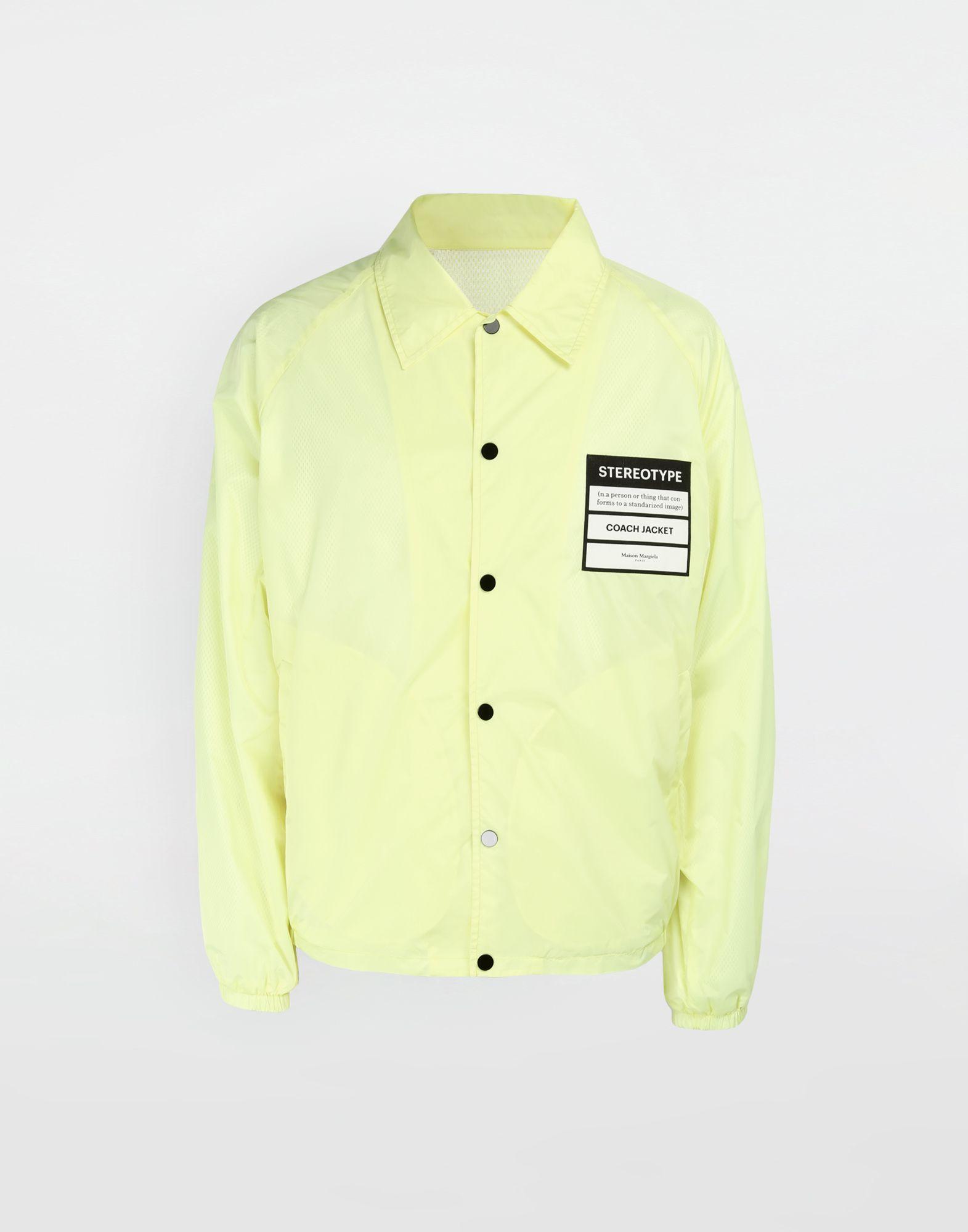 MAISON MARGIELA Stereotype sports jacket Blazer Man f