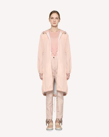REDValentino Light Nylon long caban