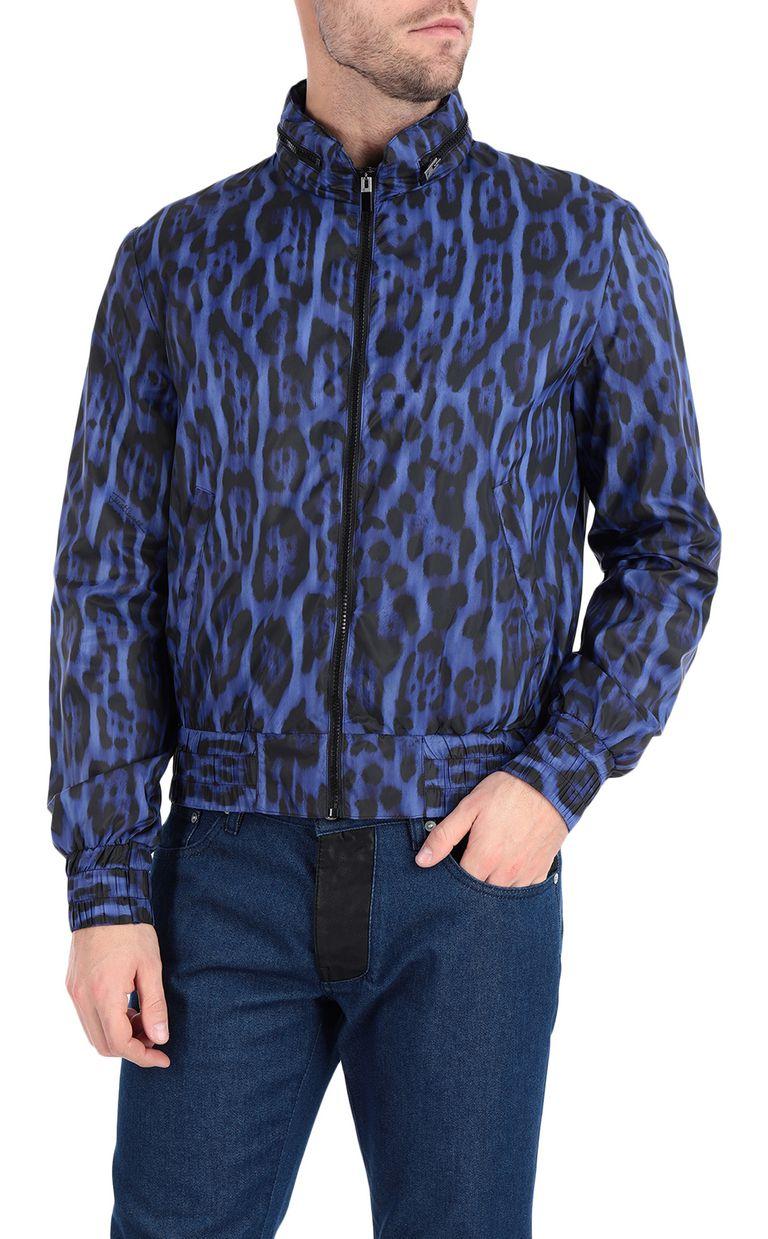 JUST CAVALLI Leopard-print jacket Jacket [*** pickupInStoreShippingNotGuaranteed_info ***] f