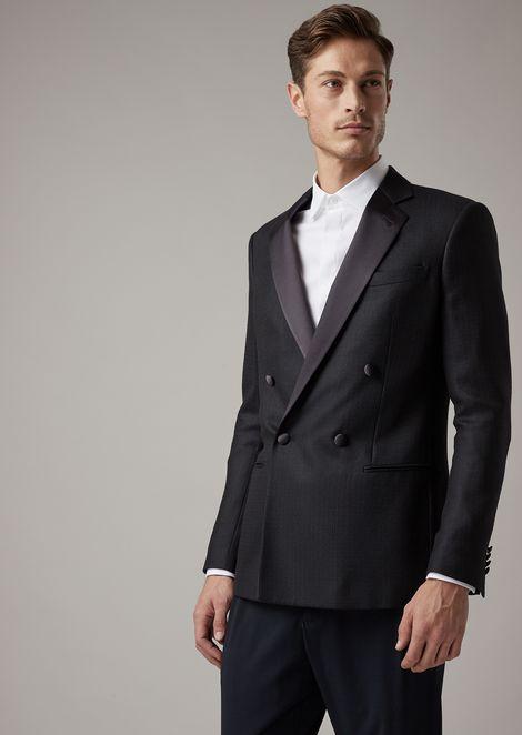 GIORGIO ARMANI Tuxedo Jacket Man f