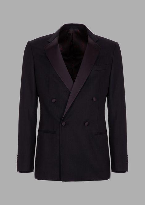 GIORGIO ARMANI Tuxedo Jacket Man r