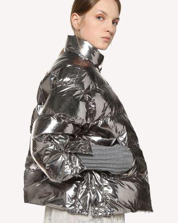 REDValentino RR3CNA05CKY CL6 Down jacket Woman e