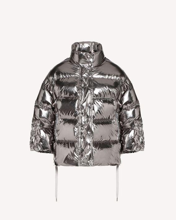 REDValentino Stellar Nylon down jacket