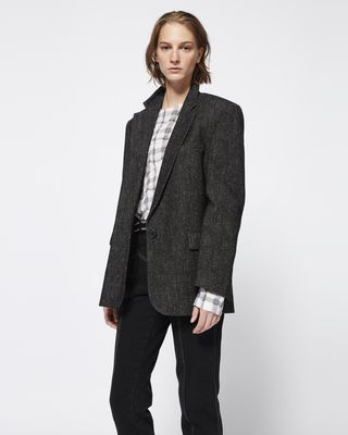 ISABEL MARANT JACKET Woman ELDER jacket r