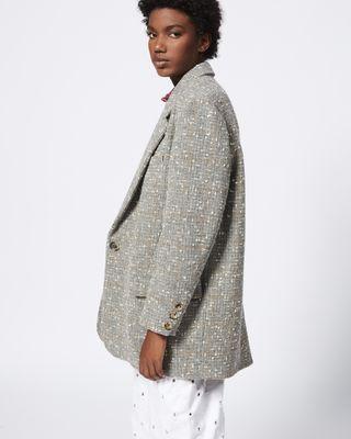 ISABEL MARANT ÉTOILE JACKET Woman ORIX jacket r