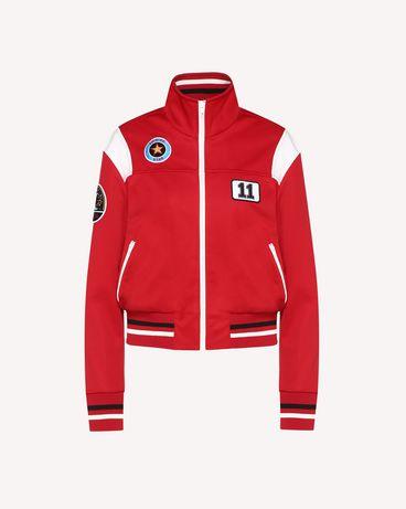 REDValentino RR3MB00CZQH FW4 Пальто Для Женщин a