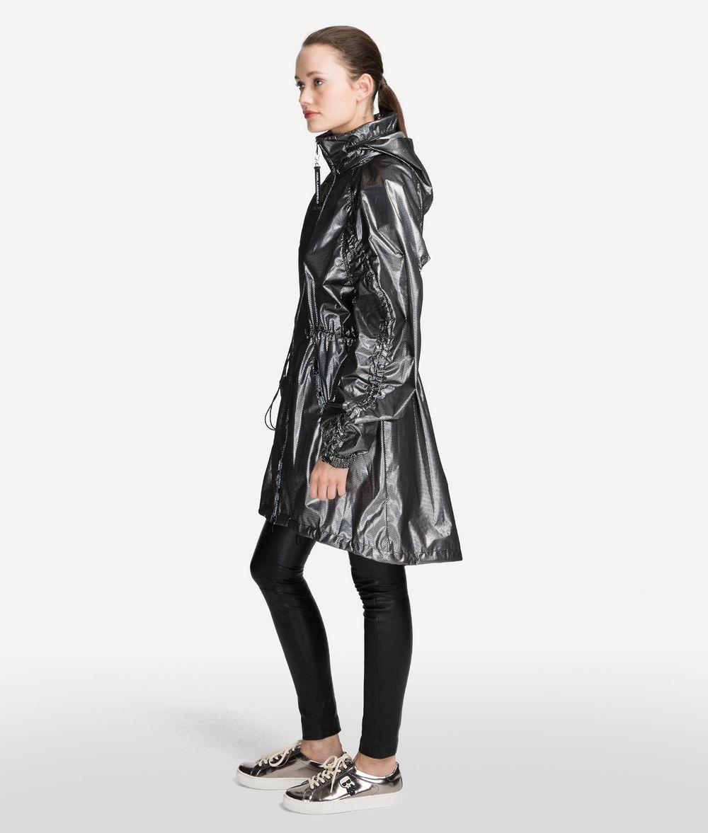 KARL LAGERFELD Technical Anorak Outerwear Woman d