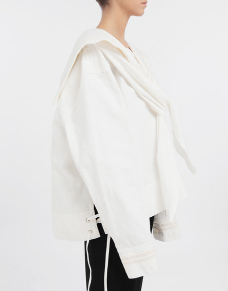 MM6 MAISON MARGIELA Oversized sailor sportsjacket Jacket Woman b