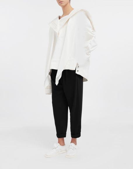 MM6 MAISON MARGIELA Oversized sailor sportsjacket Jacket Woman d
