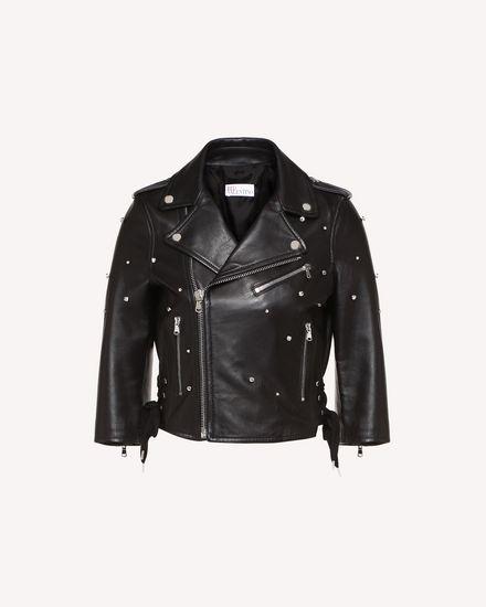 REDValentino Jacket Woman RR3NA00VFIU 0NO a