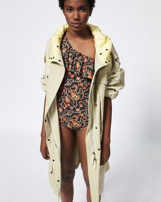 ISABEL MARANT ÉTOILE COAT Woman DUANO coat r