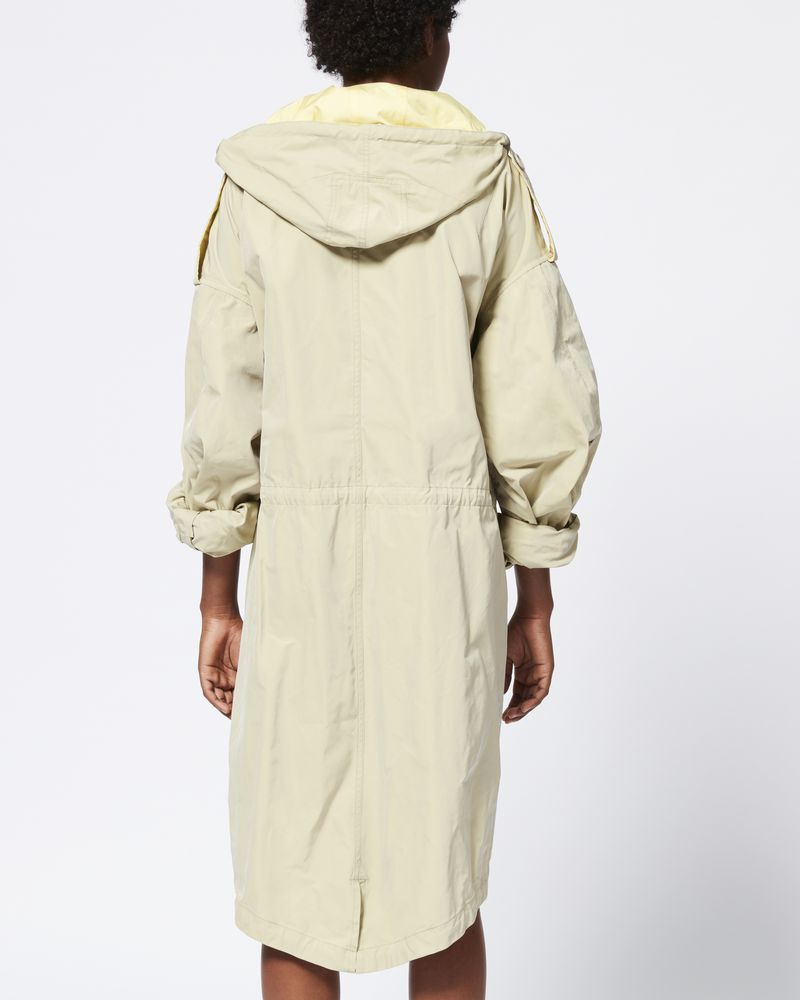 DUANO coat ISABEL MARANT ÉTOILE